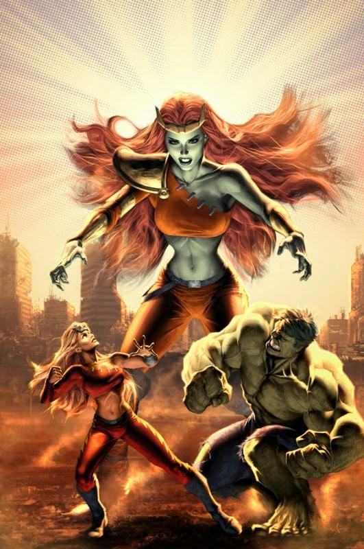 Lyra - Marvel Comics