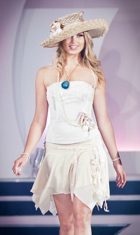 Alize Lily Mounter,beach beauty miss world 2011