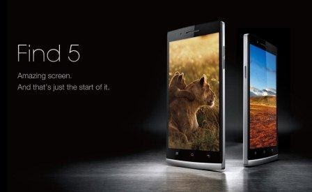 Review, Spesifikasi dan Update Harga Terbaru OPPO Find 5 Smartphone Android
