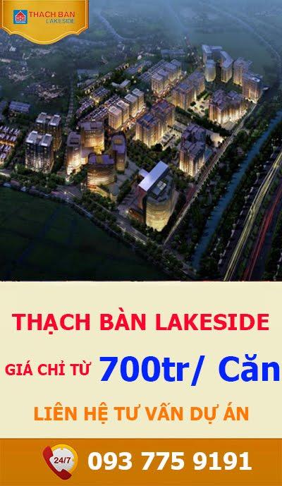 Banner Thạch Bàn Lakeside