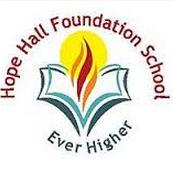 The Hope Hall Foundation School Logo