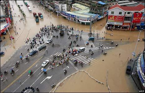 china 2011 flooding