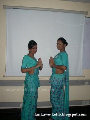 Sri Lankan Air Hostess Hot
