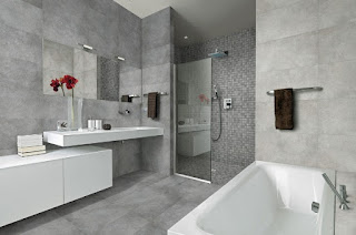 Bathroom Tiles Sydney industiral look