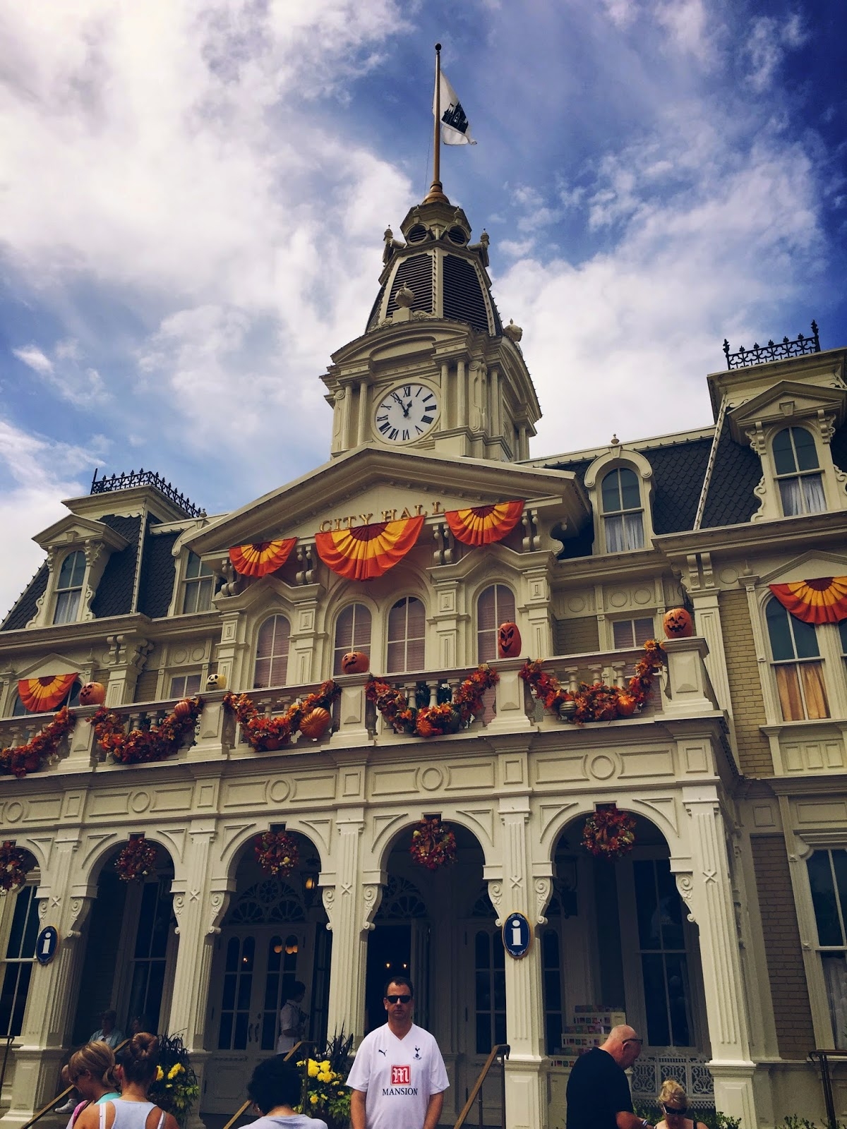 Main Street USA Magic Kingdom