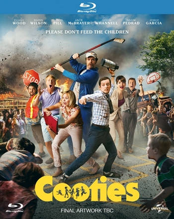 Cooties (2015) HD 1080p Latino