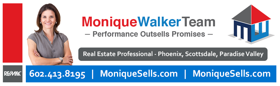 Phoenix, AZ Real Estate Video Blog with Monique Walker