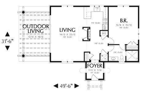 Planos casas modernas planos de casas de campo rusticas - Planos de casas de campo rusticas ...
