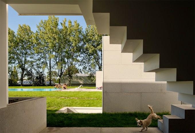 Exterior Stair Design