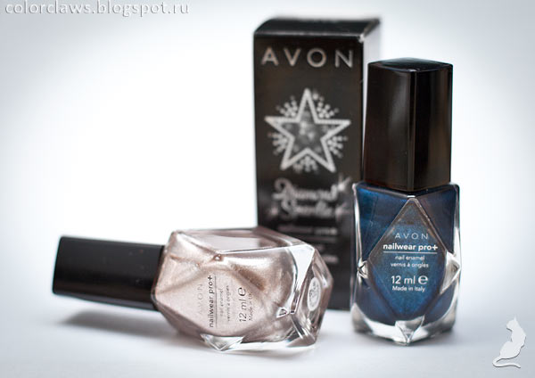 Avon Mystic + Stunning Cobalt