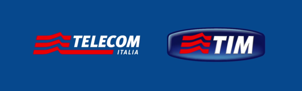 telecom 232 tim il nuovo logo