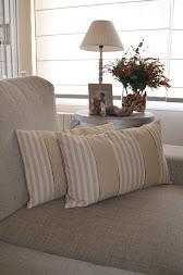 Coixins sofa