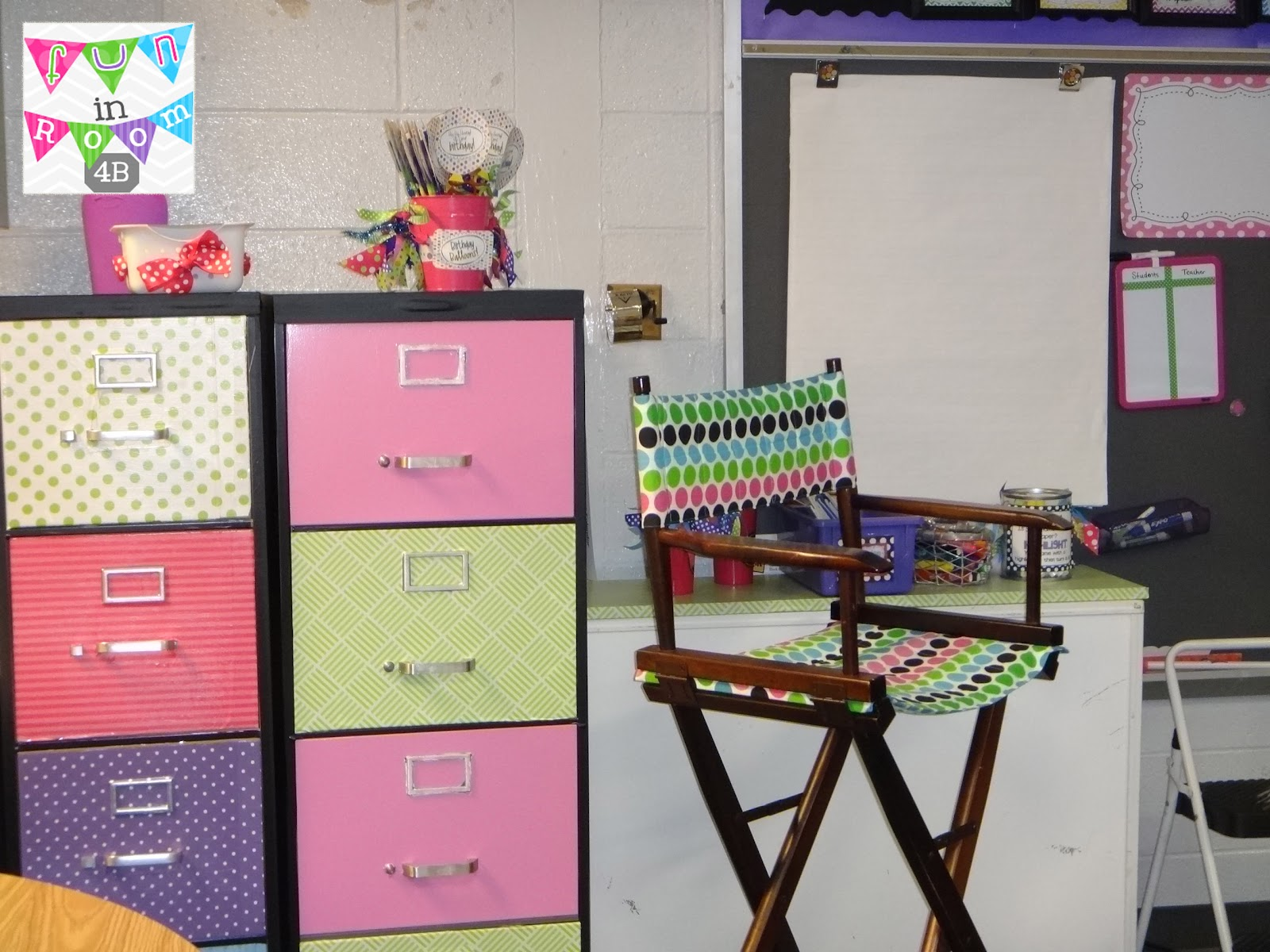 Classroom Cabinet Design : Classroom door reveal fun in room b