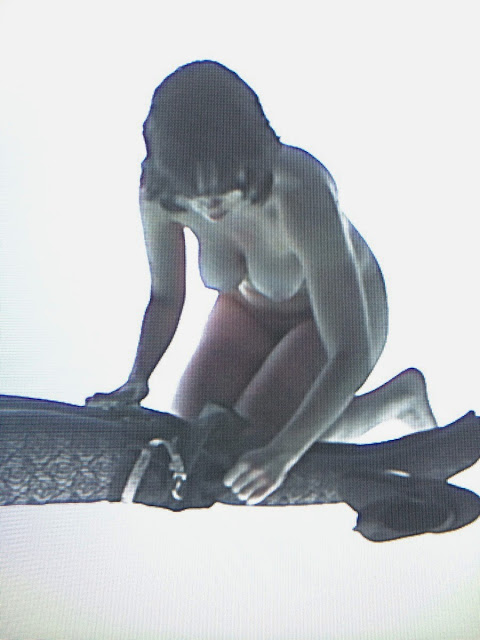 Scarlett Johansson naked Under the Skin