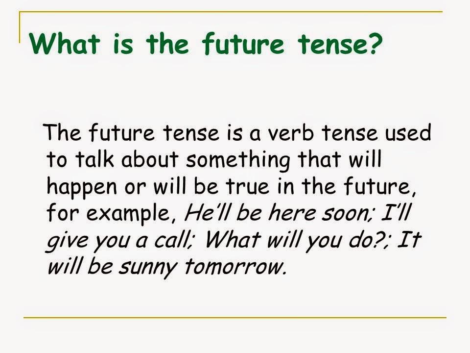 what is tense in english grammar pdf