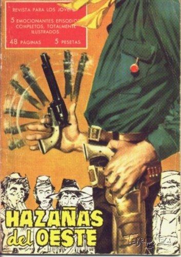 A partir de Septiembre / Octubre:  HAZAÑAS DEL OESTE - EDICIONES TORAY