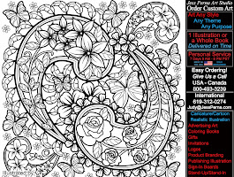 Adult Swear Words Coloring Book Pages