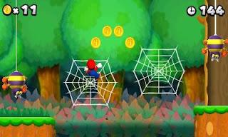 mario - New Super Mario bros 2 pode ser distribuído em formato digital e primeiras imagens 156155_286386451445815_119240841493711_626650_815537969_n