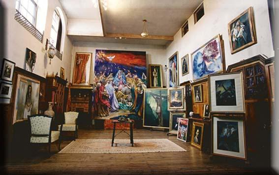 Casa Museo Segrelles