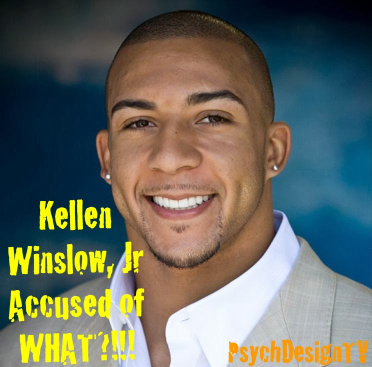 Why Kellen? Kellen Winslow, Jr was Busted for Having a Little Playtime with Himself!