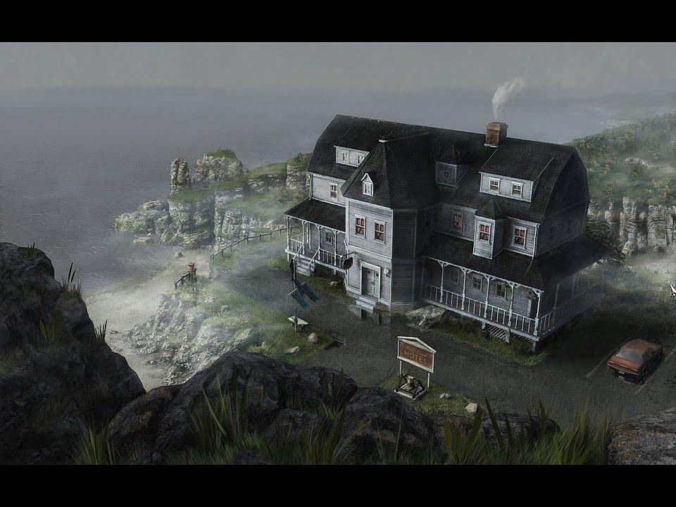 Black Mirror 2 (Free & Full PC Adventure Game)