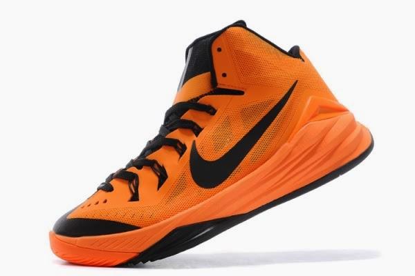 Nike Zoom Hyperdunk Elite Blake Griffin Basketball Shoes Orange