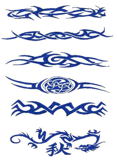 meaning tribal solid tattoo band Arm And Design All Hits Tattoos ~