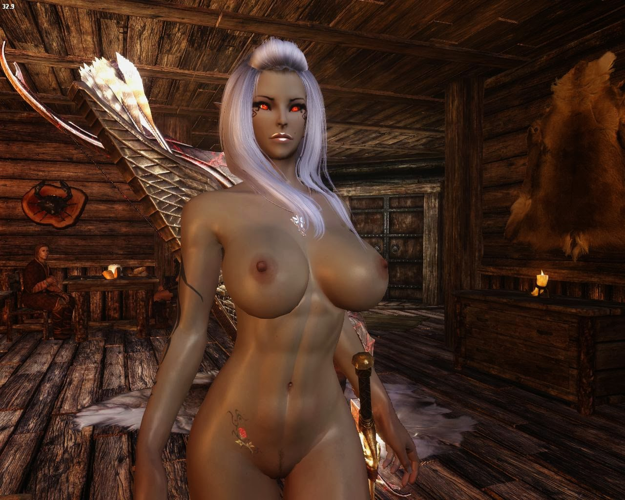 Naked skyrim women pics porno photos