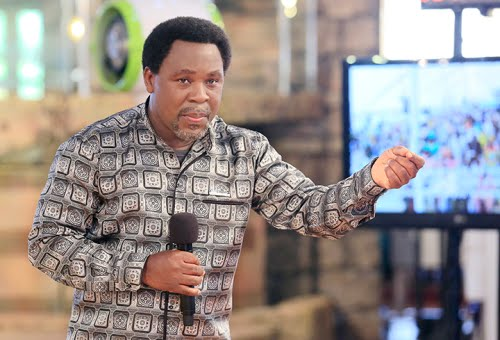 TB JOSHUA: DON'T TRADE YOUR JOY