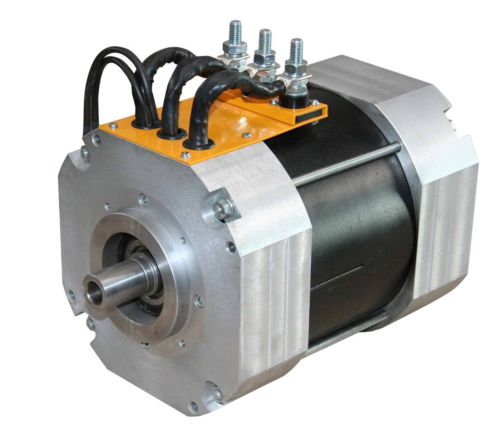 Electric motors for cars 10ac9 3 phase ac motor for Ac and dc motor