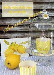 Gelb wie Zitrone