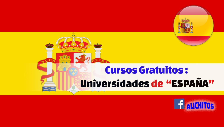 Cursos gratuitos de universidades de espa a alichitos for Cursos de interiorismo madrid