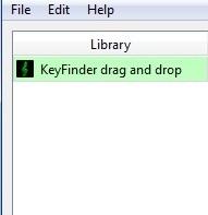 Software untuk mengetahui key lagu