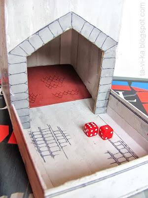 башня для кубиков мастер-класс