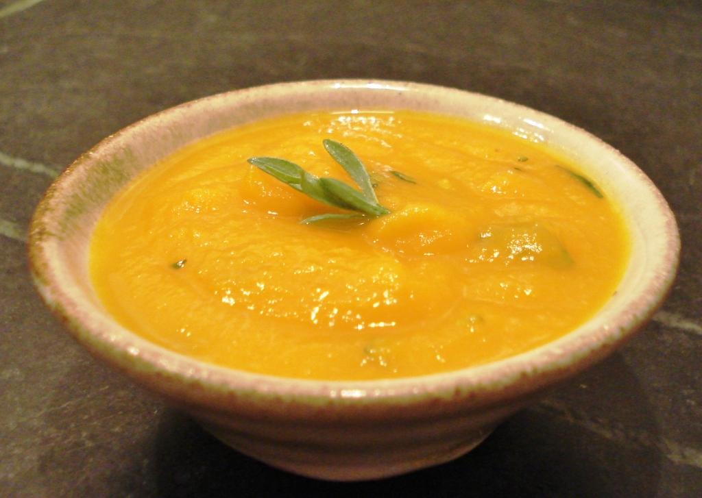 Cook 'em if you got 'em: Soup Series 2: Rescue Orange!