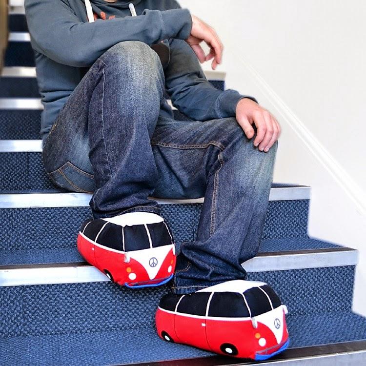 Pantuflas Furgoneta Volkswagen