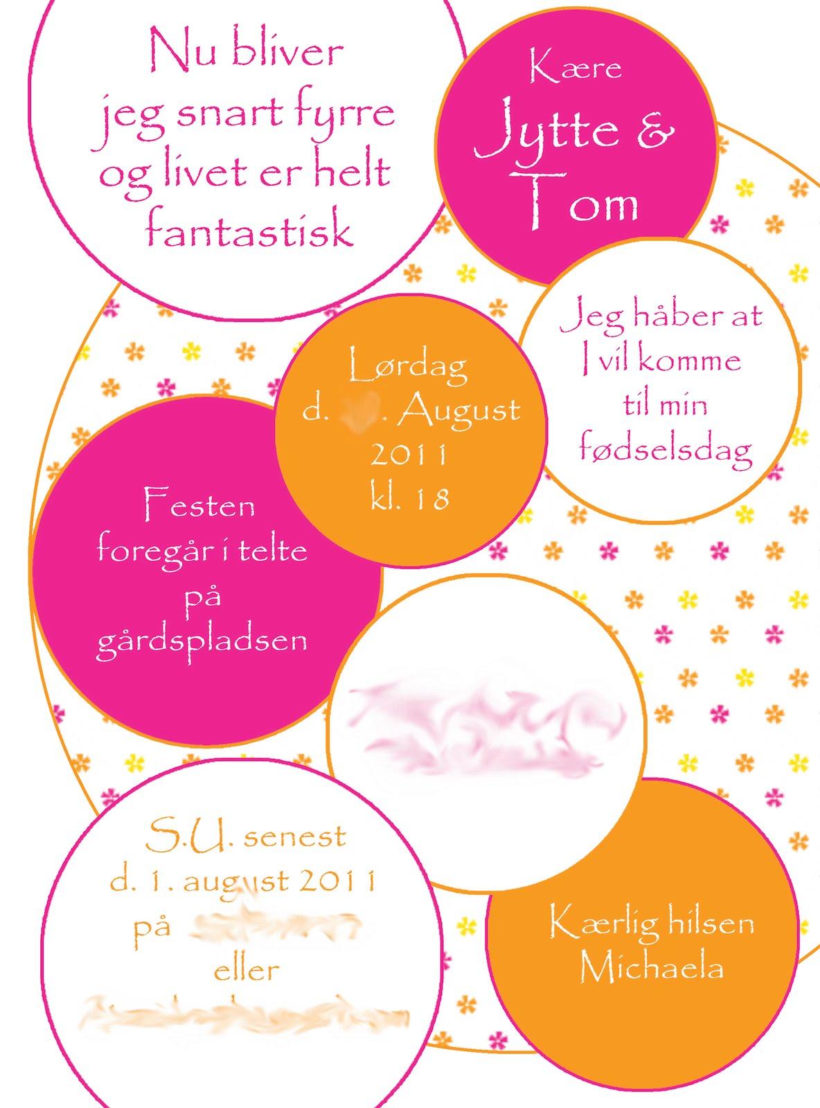 Den glade Bondepige: 2 dage i Sverige.