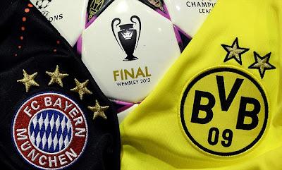Pronostici Dortmund-Bayern Monaco 25 Maggio