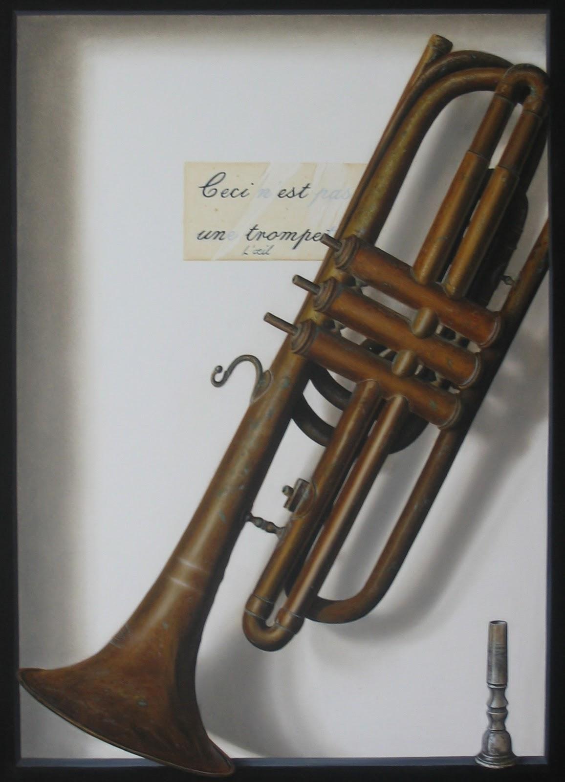 Asselbergh gr gory ceci n 39 est pas une trompette - Ceci n est pas une chaise ...