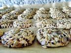 Fursecuri cu seminte preparare reteta - tocmai scoase din cuptor