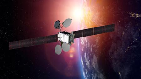 Peluncuran Satelit ABS 8