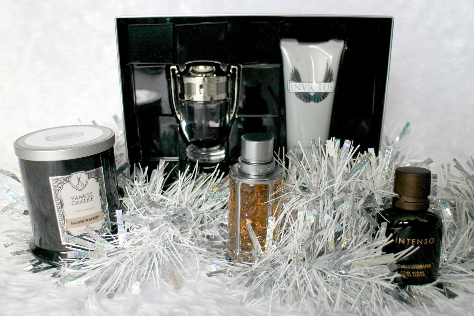 Men's Christmas Fragrance Gifts