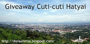 Giveaway Cuti-Cuti Hatyai