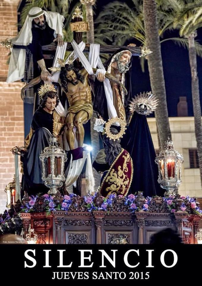 Cartel Jueves Santo 2015