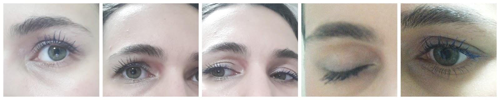 Avon Mega Effects Mascara uygulama