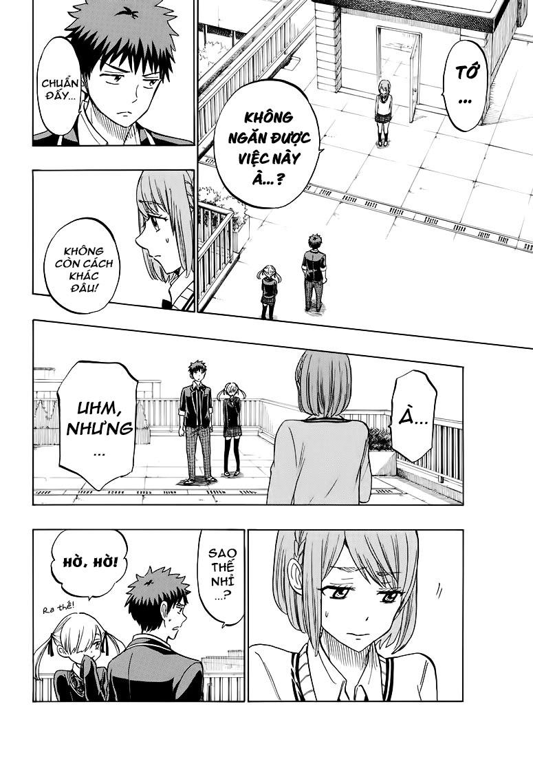 Yamada-kun to 7-nin no majo chap 171 page 7 - IZTruyenTranh.com