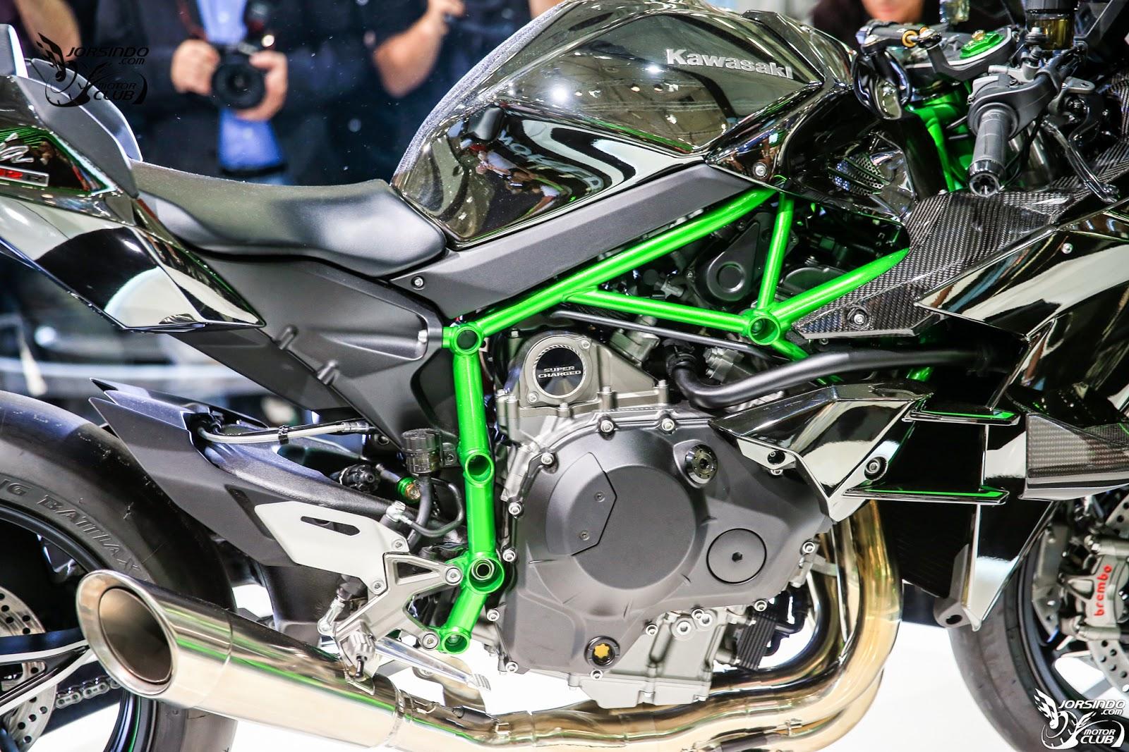 Kawasaki Ninja H2R Malaysia