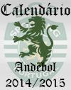 Calendário Andebol