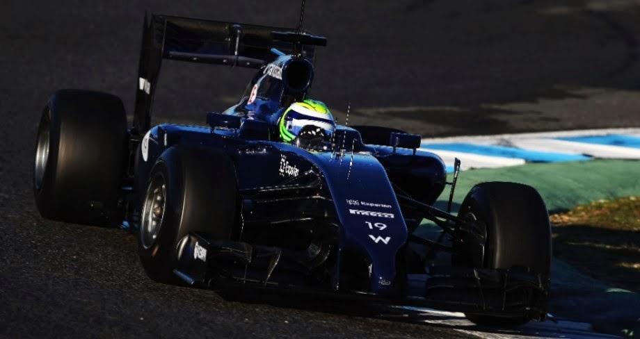 Permalink to F1 – Resumo dos testes em Jerez