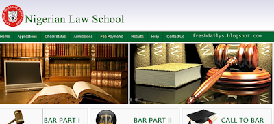 Nigeria Law School Bar 11 Result  2015 /  mynlsp Results 2015